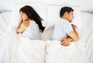 attività sessuale e sonno