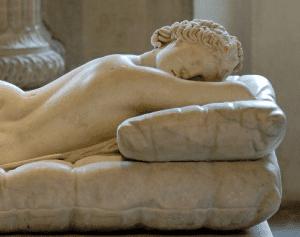 Materasso dormiente